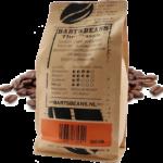 Bartsbeans – the classic 500 gram – transparant achterkant