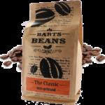 Bartsbeans – the classic 500 gram – transparant voorkant
