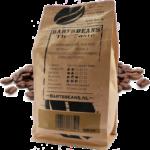 Bartsbeans – the taste 500 gram – transparant achterkant