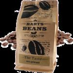 Bartsbeans – the taste 500 gram – transparant voorkant