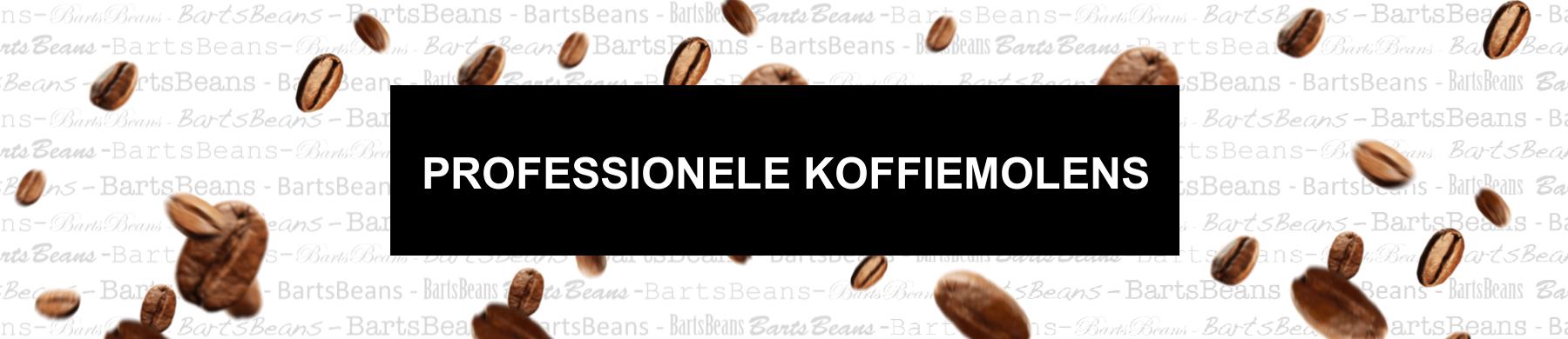 bartsbeans- koffiemolen banner